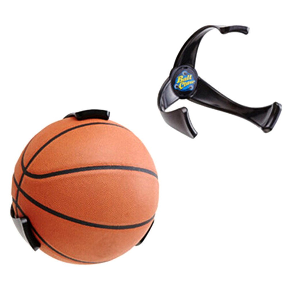 Plastic Ball Claw Wall Mount Basketball Holder Football Storage Rack For Home Decor Genuiskids