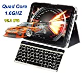 vitalASC 10.1″IPS Quad Core 1.6Ghz 16GB Flash Cameras Tablet PC Android 4.2 w/Portable Bluetooth Keyboard bundle, Best Gadgets