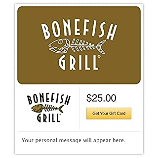 Bonefish Grill - E-mail Delivery (B01BN3LM4A) | Amazon Products
