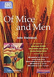 """Of Mice and Men"" Active Teach (ActiveTeach Set Texts)"