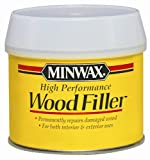 Miniwax 41600000 High-Performance Wood Filler, 6-Ounce фото
