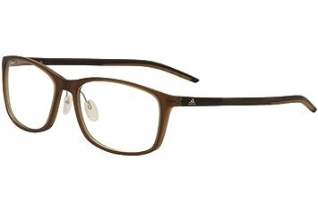 55d8d87669 Amazon.com  Adidas Litefit Eyeglasses AF4710 AF47 10 6102 Matte ...