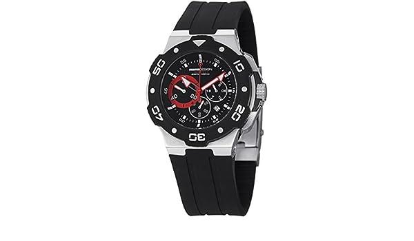 Reloj de cuarzo Momo Design Tempest, Acero Inoxidable 316L, Cronógrafo, 46mm: Amazon.es: Relojes