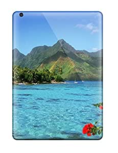 marlon pulido's Shop Perfect Fit Bora Bora Case For Ipad - Air
