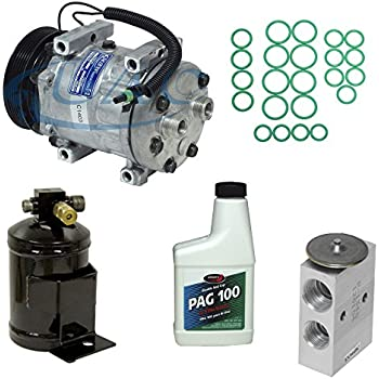 Universal Air Conditioner KT 3971 A//C Compressor and Component Kit