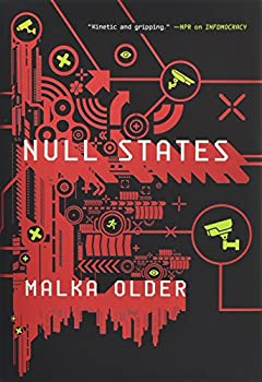 Null States by Malka Older science fiction book reviews