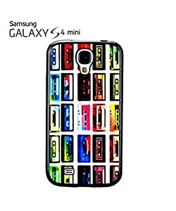 Lmf DIY phone caseVintage Cassettes Summer Mobile Cell Phone Case Samsung Galaxy S4 Mini WhiteLmf DIY phone case