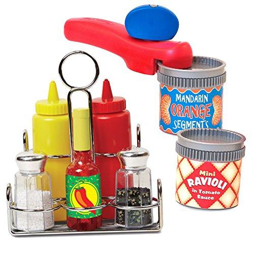 Melissa Doug House Condiment Opener