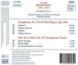 Prokofiev: Symphony 5 / The Year 1941