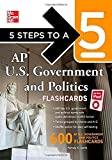 5 Steps to a 5 AP U.S. Government and Politics Flashcards for your iPod with MP3/CD-ROM Disk (5 Steps to a 5 on the Advanced Placement Examinations Series) by Pamela Lamb (2010-02-04)