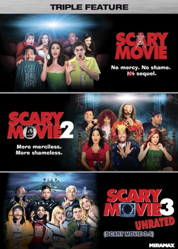 Scary Movie Triple Feature (Scary Movie Box)