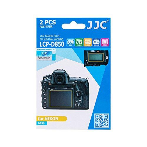 JJC LCP-D850 3H LCD Guard Film Camera Screen Protector for NIKON D850 - Lcd Screen Guard Film