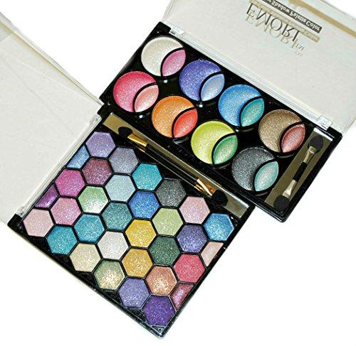 Pearl Sparkle 48 Elegant Eyeshadow Colors Makeup Kit Palette
