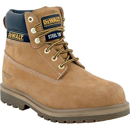 DeWalt Explorer Safety Work Boots Sand Size 7