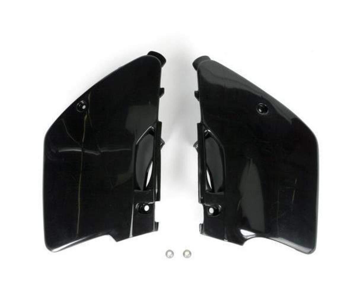 UFO KA02769001 Replacement Plastic FOR KAWASAKI SD CVR KX125-250 94-8 BLACK
