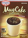 Dr. Oetker Instant Mug Cake Mix - Chocolate - Single Serving
