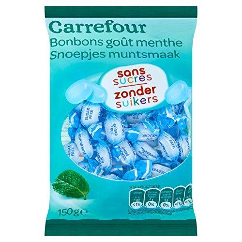carrefour-mint-taste-candy-sugar-free-150g