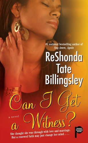 book cover of Can I Get a Witness?