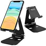 G-Color Soporte Tablet Móvil de Aluminio, Multiángulo Soporte Base Teléfono, Portátil Stand Ajustable para iPhone 6/7/8…