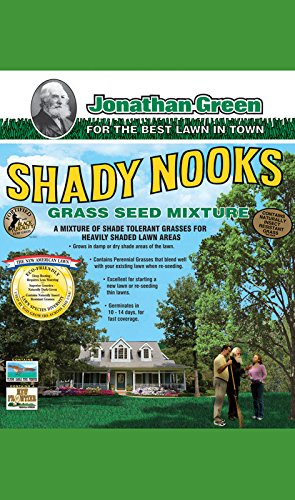 Jonathan Green Shady Nooks Grass Seed, 7-Pound ()