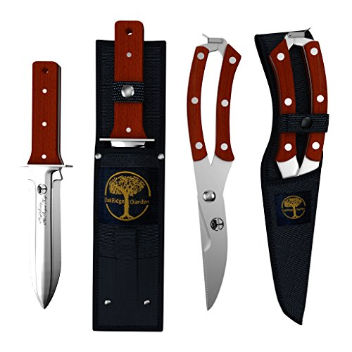 Home And Garden Knife Set - 5