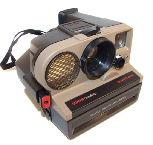 Polaroid Sonar OneStep Pronto Land Camera - Polaroid Land Camera Pronto Film