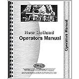 New Holland 290 Baler Operator Manual