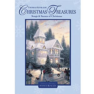 Thomas Kinkade Christmas Treasures from Madacy Special Mkts