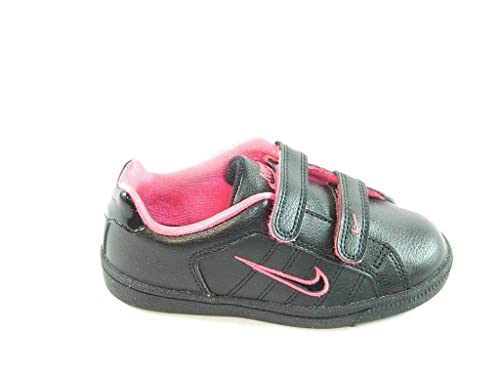 Deportivos Rosa Zapatos Niña Tradition Nike Court Negro DIE2WH9Y