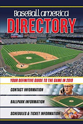 Baseball America 2019 Directory: Who's Who in Baseball, and Where to Find Them (Baseball America Directory) (Sports Encyclopedia Baseball)