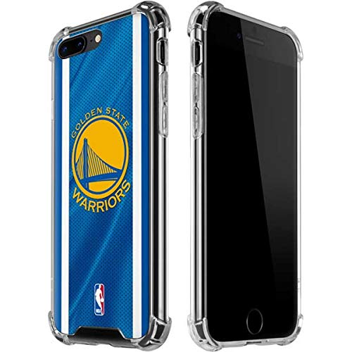 the best attitude c9d7c 2aed8 Amazon.com: Skinit Golden State Warriors Jersey iPhone 7/8 Plus ...