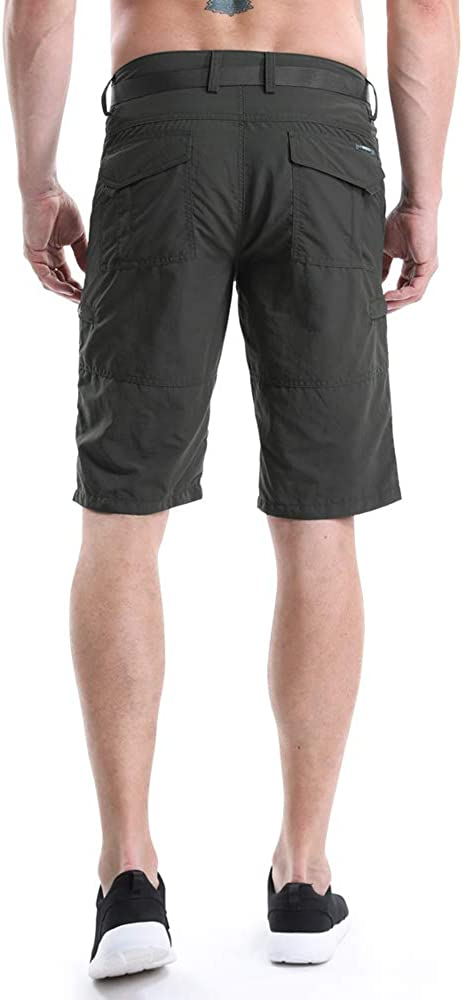 Mens Outdoor Lightweight Hiking Shorts Quick Dry Shorts Sports Casual Shorts s