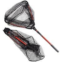 Portable Folded Fishing Net Fish Shrimp Minnow Crayfish...