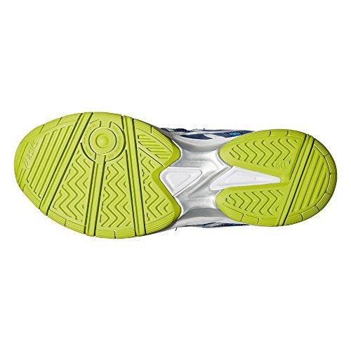 Zapatillass GEL-BEYOND 4 GS DIVA BLUE/NEON ORANGE/NAVY 14/15 Asics ELECTRIC BLUE / SILVER / LIME