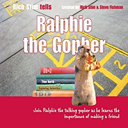 Ralphie the Gopher