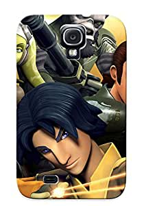 High-quality Durable Protection Case For Galaxy S4(star Wars Rebels) For New Year's Day's Gift