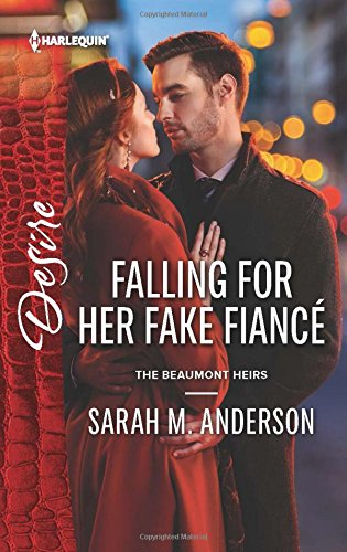 book cover of Falling for Her Fake Fiance