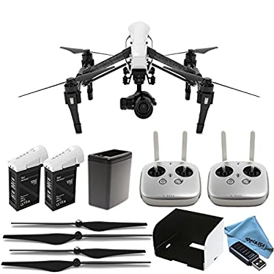 DJI Inspire 1 Pro Bundle with eDigitalUSA Ready To Fly Package