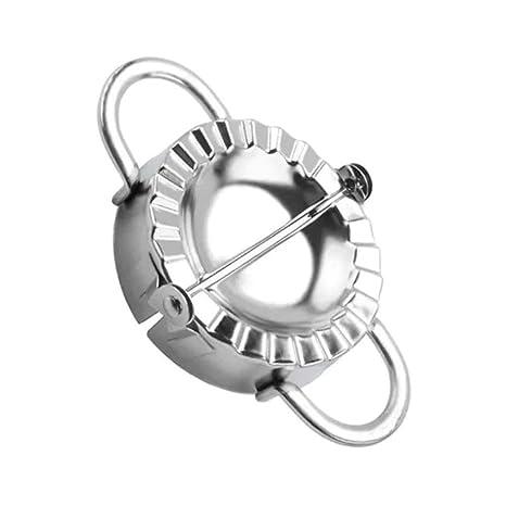 Molde Dumpling Fabricante de la bola de masa de acero ...