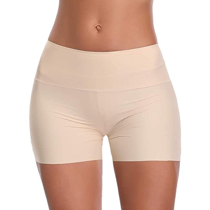 Tight Leggings Damen Kurze Joyshaper Unterhose Boxershorts Short Nk8wP0OXn