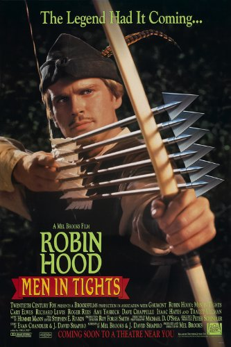 (Robin Hood: Men in Tights Poster Movie B (27 x 40 Inches - 69cm x 102cm) Cary Elwes Richard Lewis Roger Rees Amy Yasbeck Dave Chappelle Isaac Hayes)