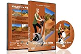 Virtual Cycle Rides - Outback Australia for Indoor Cycling Treadmill and Running Workouts