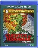 Cuentos De Terramar [Blu-ray]