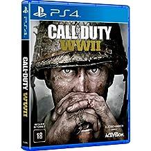 Call of Duty. Wwii - Edição Padrão - PlayStation 4