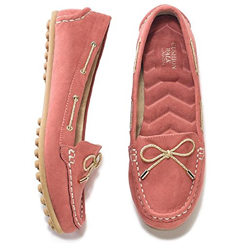 Womens Bella Driving Loafer Coral ENy9qt