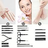 [Upgrade Nail Kit]HathLove Men Manicure