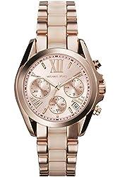 Michael Kors Bradshaw Watch MK6066 Rose Gold