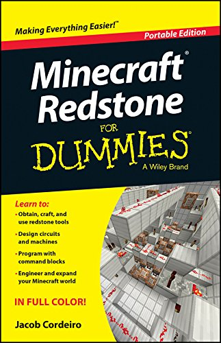 Amazon minecraft redstone for dummies for dummies computers minecraft redstone for dummies for dummies computers by cordeiro jacob ccuart Image collections