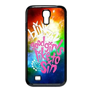 Blink 182 For Samsung Galaxy S4 I9500 Cases Cell phone Case Onri Plastic Durable Cover