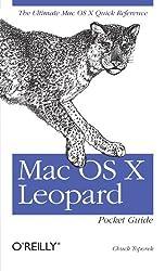 Mac OS X Leopard Pocket Guide by Chuck Toporek (2007-11-16)